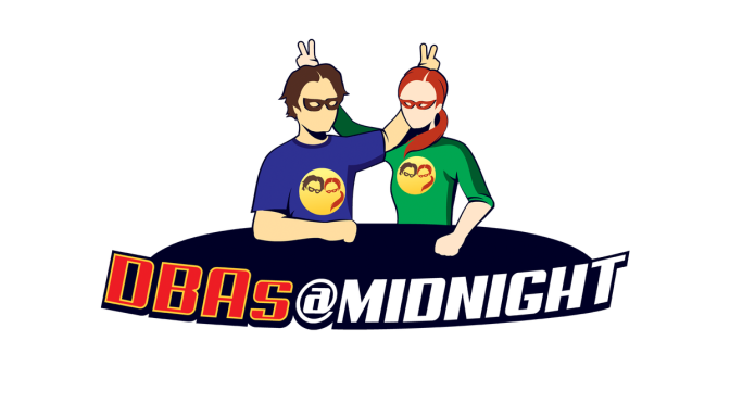 """Two new DBAs@Midnight Episodes (""""Invisible Mask"""" and """"We're paying 8K"""")"""