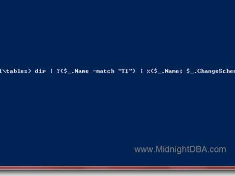 how to change folder in powershell